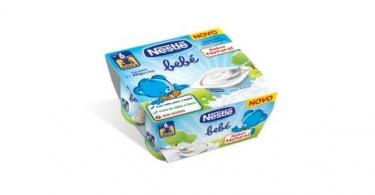 Nestlé alarga gama de produtos lácteos infantis