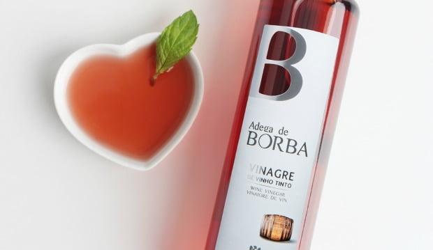 Adega de Borba lança Vinagre de Vinho Tinto
