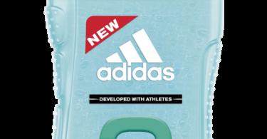 Adidas renova linha de Gel de Duche