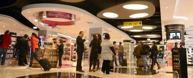 470cd28f28eab Aeroporto de Lisboa abre área comercial - Distribuição Hoje