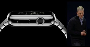 Apple apresenta Apple Watch e novo MacBook