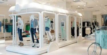 C&A lança novo conceito de loja