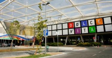 Centros comerciais Dolce Vita reduzem consumo de água e energia