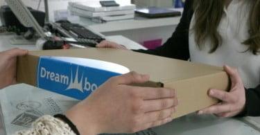 Dreambooks aumenta pontos de entrega para mil