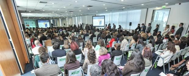Mais de 3200 profissionais visitaram a Expo RH