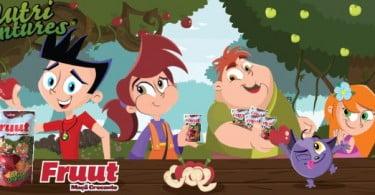 Nutri Ventures lança snack Fruut para crianças