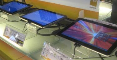 Gateway implementa solução para tablets nas lojas Fnac