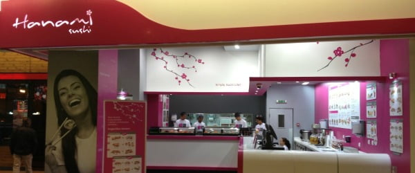 Hanami Sushi abre espaço no Alegro Alfragide