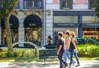 Sete das dez maiores marcas de luxo da Europa já estão na Avenida da Liberdade