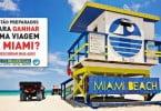 MultiOpticas oferece viagens a Miami em passatempo Ray-Ban