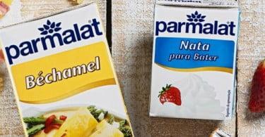 Parmalat renova packaging de Natas e Béchamel
