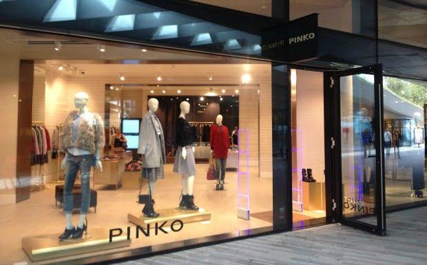 0b0971860 Marca italiana Pinko abre loja no Porto - Distribuição Hoje