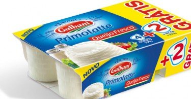 Lactalis lança queijo fresco Primolatte exclusivamente em Portugal