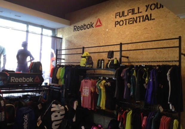 c22e5c99437 Reebok abre loja dedicada ao CrossFit em Lisboa - Distribuição Hoje
