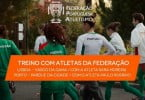 Sport Zone promove treinos com atletas profissionais