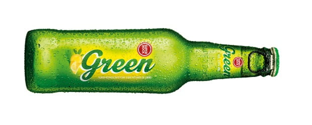"Super Bock lança ""refresh"" da Green"