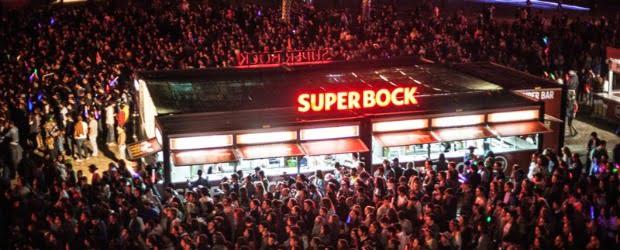 Super Bock Super Rock nomeado para os Portugal Festival Awards