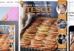 Tesco lança revista sobre comida e lifestyle para os seus clientes