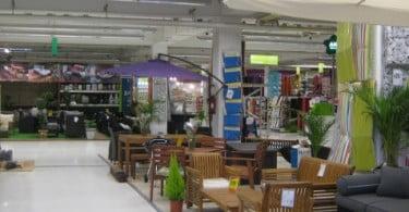 Aki renova loja de Telheiras