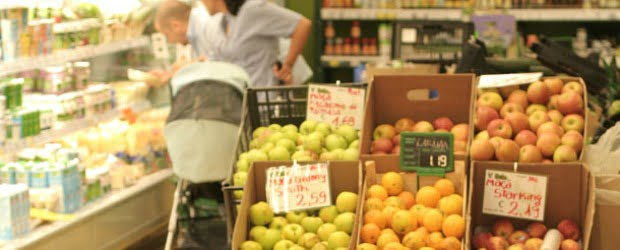 Supermercados biológicos Brio caíram 30%