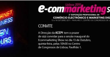 E-commarketing Show 2011