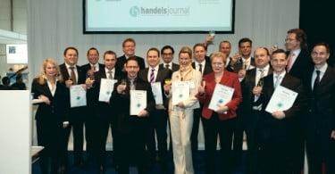 Checkpoint Systems distinguida com prémio da indústria
