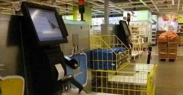 IKEA Alfragide instala caixas de pagamento automáticas