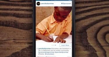 Instagram lança novo formato para anunciantes