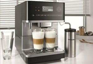Miele lança nova máquina de café