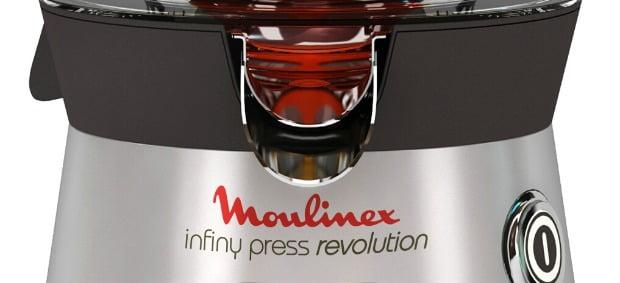 moulinex lan a infiny press revolution distribui o hoje. Black Bedroom Furniture Sets. Home Design Ideas