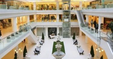 """Promoção de centros comerciais """"em alta"""" nos países emergentes"""