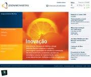 Jerónimo Martins cria nova acessibilidade ao site do Grupo