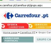 Carrefour prepara saída de Portugal?