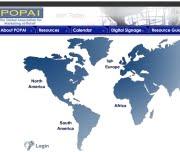 POPAI constitui associação em Portugal