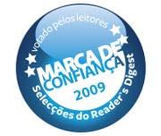Portugueses elegem marcas de confiança