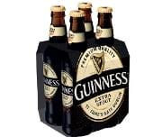 Guinness distribuída pela Central de Cervejas