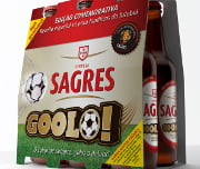 Chegou a Sagres do golo