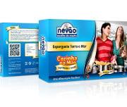 Nevão lança primeiro produto com QR Code