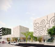 CPU Retail Architects renova da área comercial na Bélgica