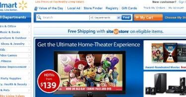 Walmart aumenta vendas online em 3