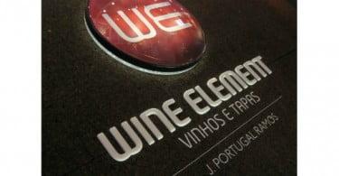 Wine Element junta-se à livraria Ler Devagar
