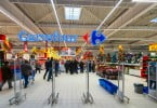 Carrefour - interior da loja