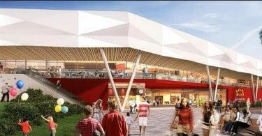 Designer Outlet Algarve site