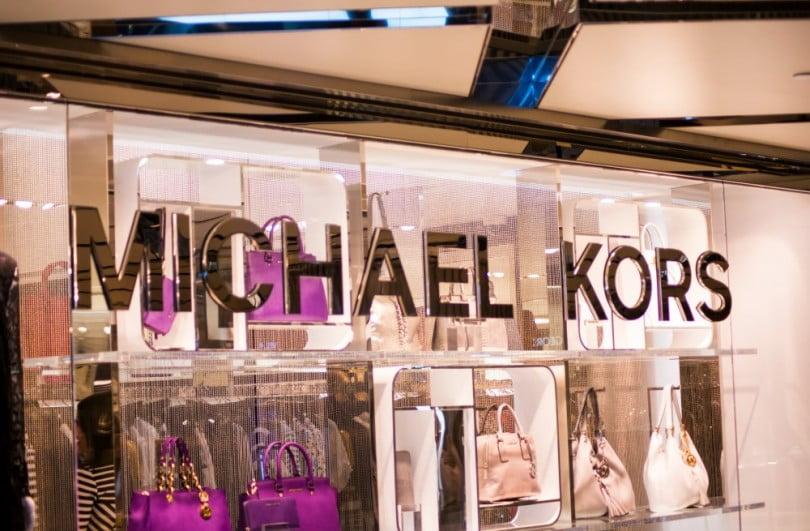 b2bab9e6ebf81 Michael Kors soma mais uma loja em Portugal - Distribuição Hoje