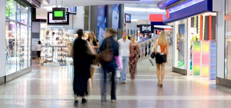 Confiança dos consumidores aumenta