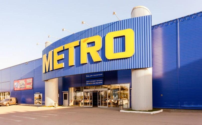 Grupo Metro entra em novo mercado