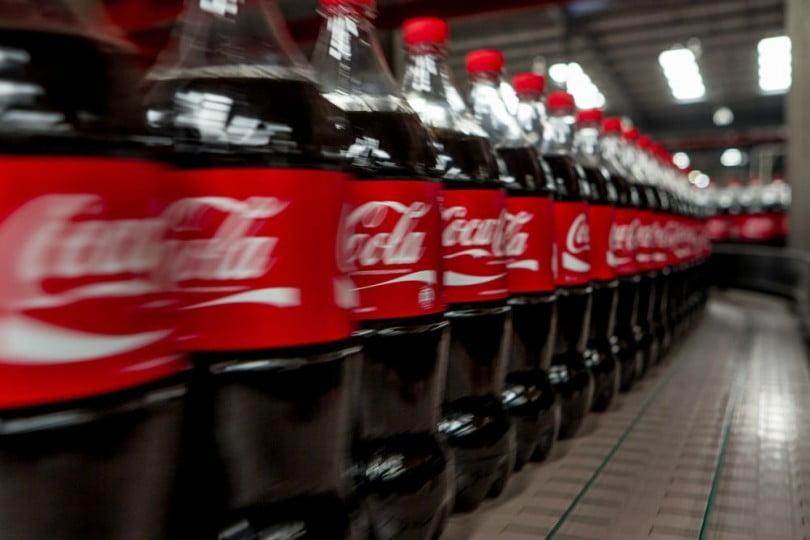 Coca-Cola continua a ser a marca mais escolhida em todo o mundo