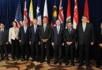 acordo trans-pacífico - líderes