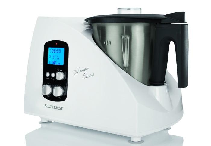 Lidl entra na guerra dos robots de cozinha - Robot de cocina silvercrest lidl ...