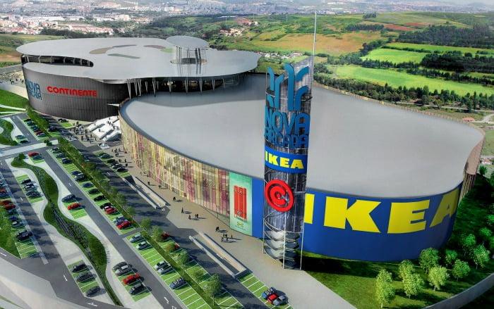 IKEA - centro comercial Nova Arcada